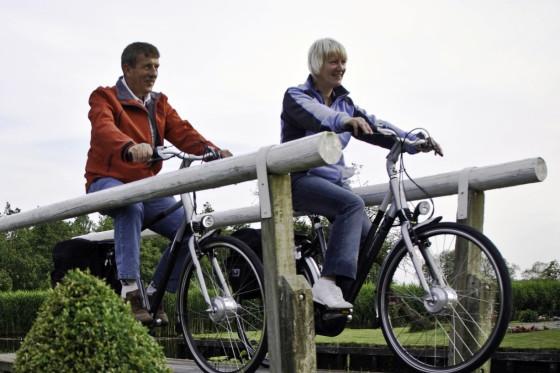 Provincie Limburg stimuleert gebruik e-bike