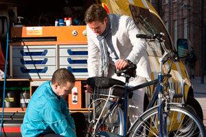 Gratis pechhulp Unigarant e-bikeverzekering uitgebreid