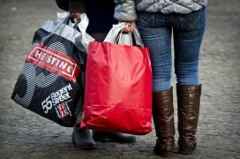 Consumentenvertrouwen groeit licht