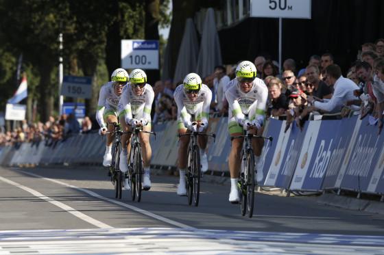 Argos-Shimano niet naar Tour of Beijing