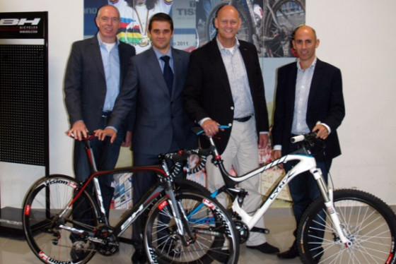 BH Bikes exclusief bij Biretco ondernemers