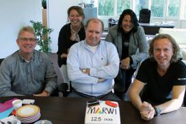 Marwi Europe viert jubileum