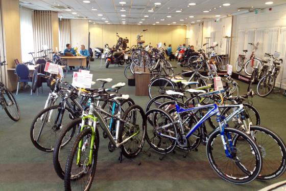 Nieuwe Kreidler e-bikes en scooters op Cycle Unie Benelux dealershow