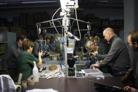 Kruitbosch reist met dealers naar fabriek Selle Royal