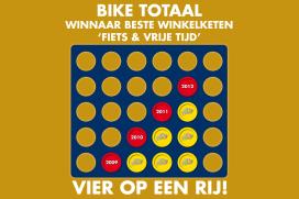 Bike Totaal opnieuw Beste Winkelketen
