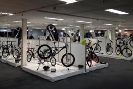 Hartje Bike Event met e-bike verkooptraining druk bezocht