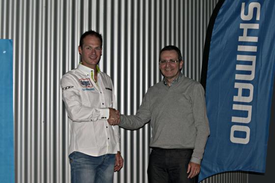 Shimano blijft sponsor Team Argos-Shimano wielerploeg