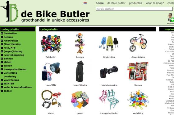 Bike Butler neemt De Poort Trading over