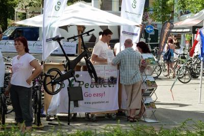 Handboek over de elektrische fiets in het Nederlands
