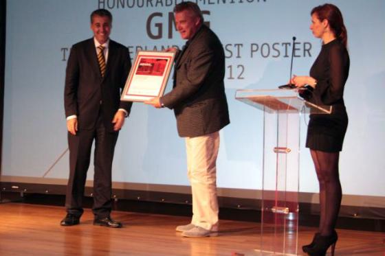 GMG wint prestigieuze DME Award