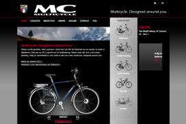 Multicycle nieuwe hoofdsponsor Riwald Dakar Team