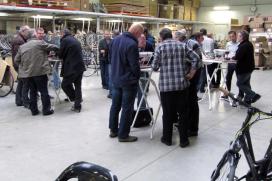 Laatste dag Bikkel workshops