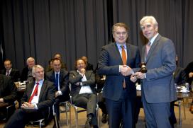 Bertho Eckhardt nieuwe bondsvoorzitter BOVAG