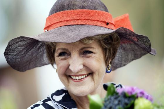 Prinses Margriet bij 120-jarig jubileum Gazelle
