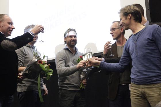 Finalisten Tweewielerwinkel van het Jaar 2013 bekend