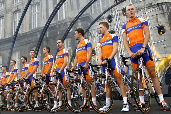 Raboploeg verder als Blanco Pro Cycling