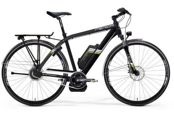 Merida Benelux levert e-bikes met Bosch Intuvia systeem nu al uit