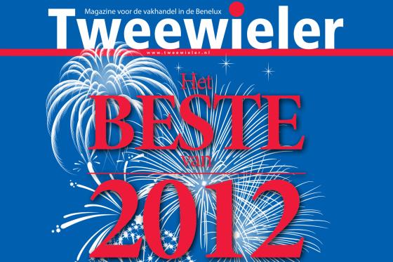 Het beste van Tweewieler in 2012