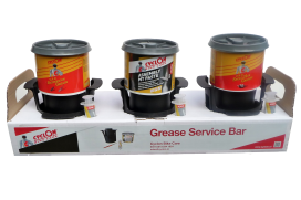 Cyclon introduceert Grease Service Bar