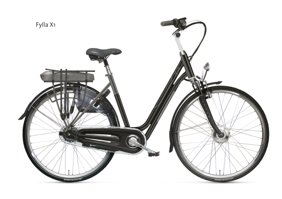 EQ-Bikes komt op FietsVAK met nieuwe Fylla e-bike