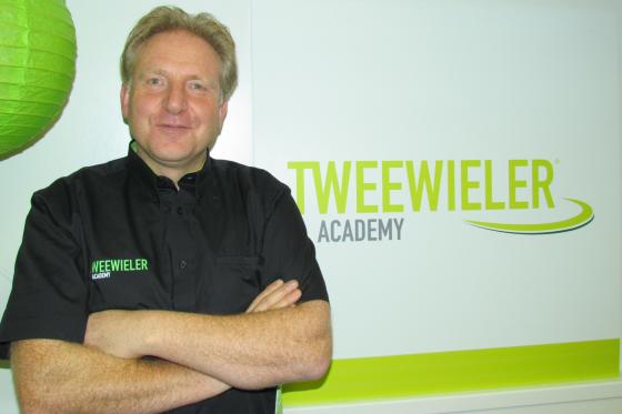 Roel Postma naar Tweewieler Academy