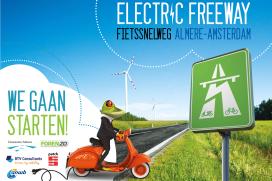 ForenZo verleidt automobilist om 'Electric Freeway' te gebruiken