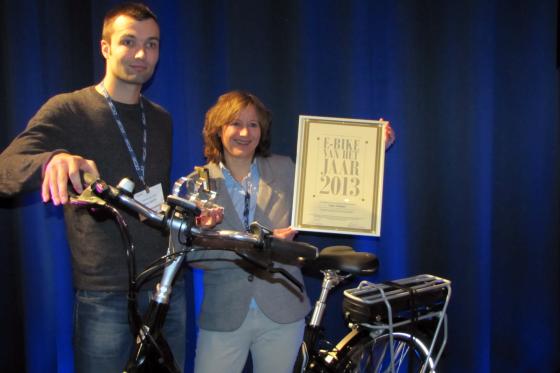 Trek wint hoofdprijs: E-bike van het Jaar