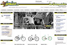 Jonico.nl eerste webshop volgens DST standaard