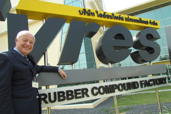 Vittoria opent 'Nanographyte' compoundfabriek voor fietsbanden