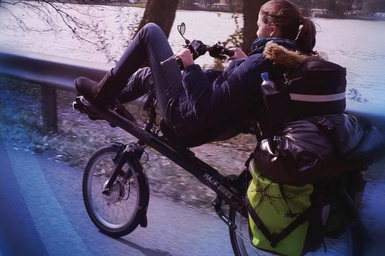 Maaf Bikes introduceert elektrische ligfiets