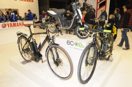 MBK e-bike arrangement bij Van der Valk
