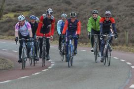 Bike Totaal traint volop voor Alpe d'HuZes