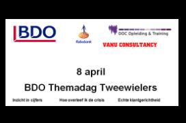 Rabobank en BDO organiseren themadag tweewielerbedrijven