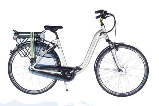 D-Cycle introduceert Discover 7 e-bike