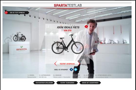 Sparta.nl best bezochte website