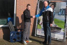 Dijkhof Tweewielers winnaar Schwalbe-actie op Verwimp dealerdagen