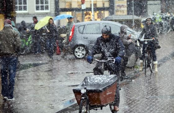 Ondanks kou in februari toch groei in fietsverkoop