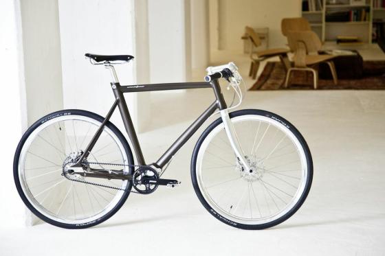 Schindelhauer opstapmiddag bij THOMAS fietsen