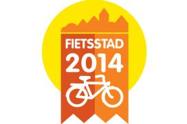 Profile 'de Fietsspecialist' hoofdsponsor Fietsstad 2014