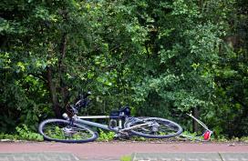 Aantal verkeersdoden onder fietsers onveranderd hoog