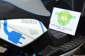 Govecs wint European e-Scooter of the Year Award