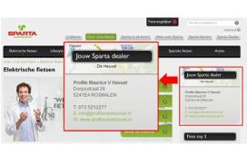 Sparta helpt ondernemers met online marketing