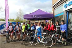 Liv/giant Ladies Ride