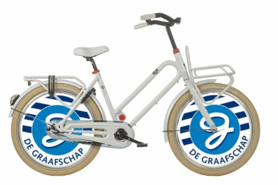 Jacob Pot start met Wheeldisc.nl