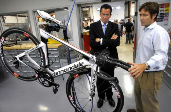 Geen Cannondale multi-brand stores in Nederland