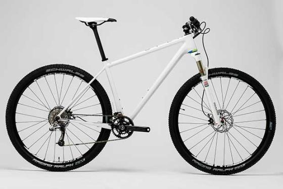 ISPO Brandnew award voor OPEN mountainbike