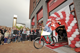 Vijfde Specialized Concept Store geopend in Assen
