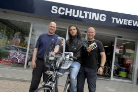 Ali B: 'e-bike heeft zeker de X-Factor