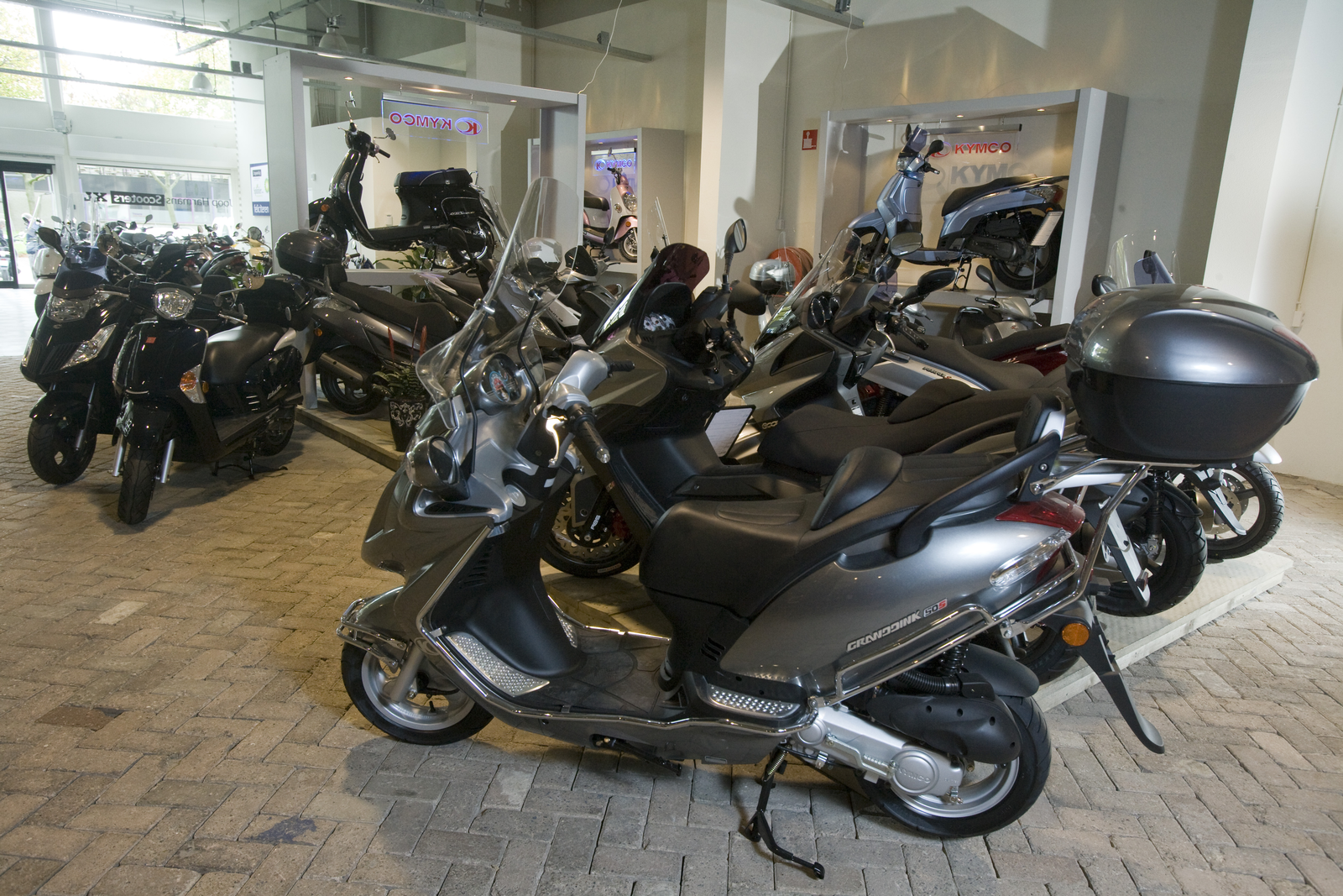 Motoren 125cc populair bij jongeren door rijbewijs A1