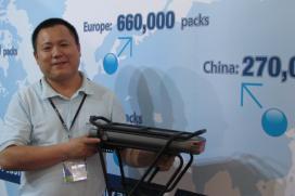 Gelderland aast op e-bikes accufabrieken